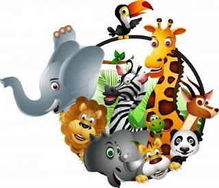 Resultado de imagen de animales grupo