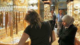عاجل: أسعار جديدة داخل محال الذهب العمانى اليوم رغم انخفاض سعر الدولار عالميا