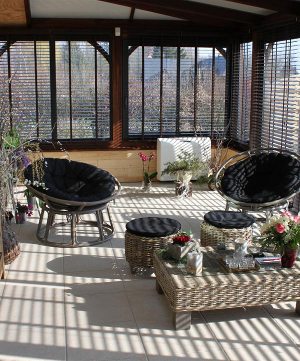 le blog des stores comment installer un store venitien. Black Bedroom Furniture Sets. Home Design Ideas