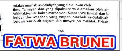 Fatwa forex di brunei