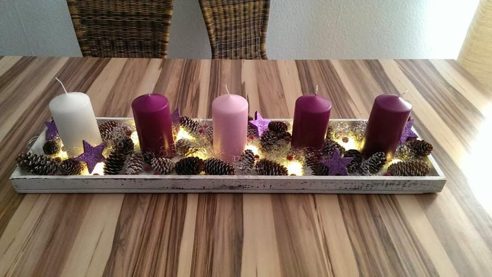 wunderbar im norden unser irischer adventskranz. Black Bedroom Furniture Sets. Home Design Ideas