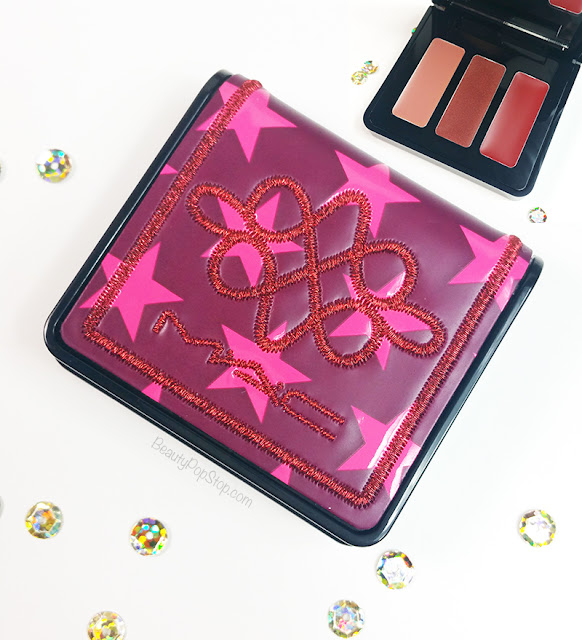 gift guide 2016 mac nutcracker sweet viva glam compact review