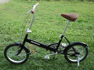 16 Imported Used Folding Bicycle From An Honda