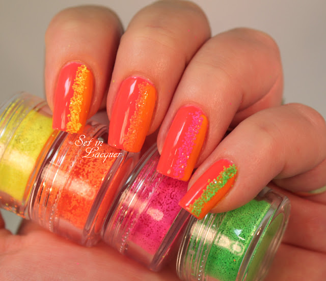 9 Easy And Eye Catching Nail Art Designs Gallery