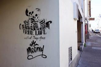 Sunday Street Art : Meemy - rue Boyer - Paris 20