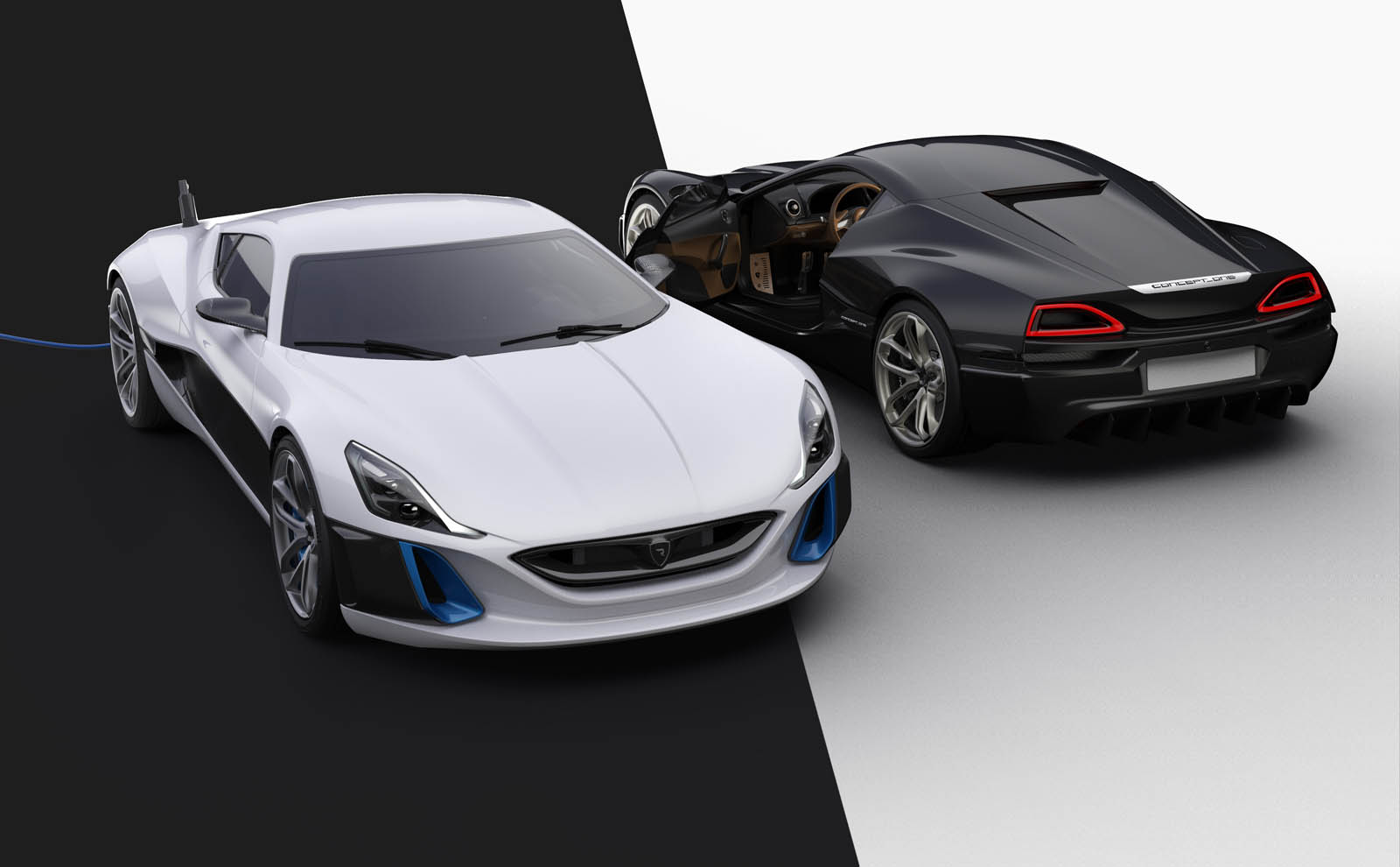 Rimac Upgrades Concept One Electric Supercar To Take On The World