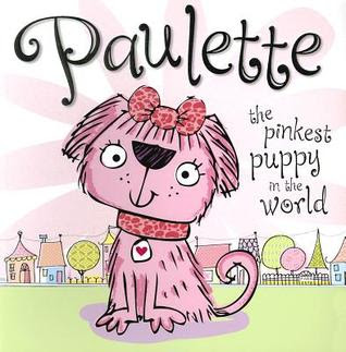 Paulette the Pinkest Puppy in the World gets 4 out of 5 stars in my book review.  A fun book about being an individual; a fun book any toddler, preschool, kindergartner, or First grade girl.  Girls that love pink and/or dogs will LOVE this book.  It's a fun read aloud for parents, teachers and librarians as well. Alohamora Open a Book http://www.alohamoraopenabook.blogspot.com/