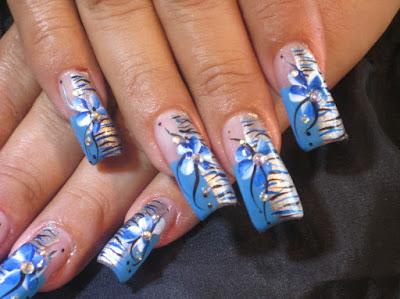 Nail Art hd wallpaper