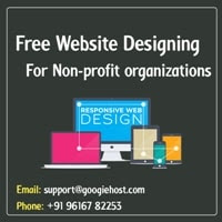 Free website for nonprofit organizations, Free website for nonprofit organizations googiehost