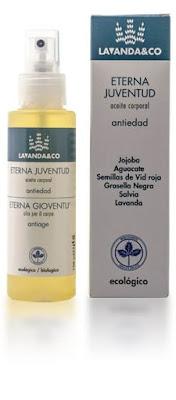 aceite facial Lavanda&Co
