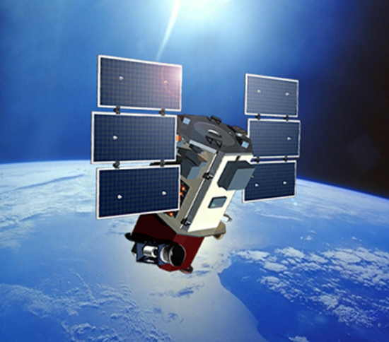 satellite for google earth