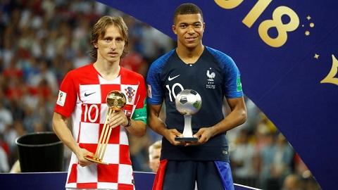 Mbappe chính là cầu thủ trẻ tốt nhất thế giới