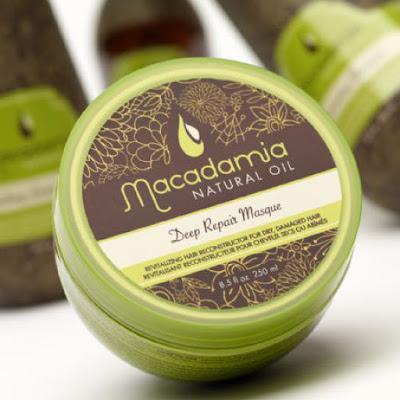 kem u toc macadamia natural oil deep repair masque