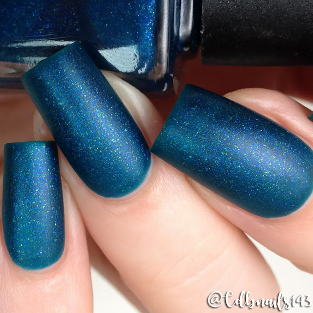 Lollipop Posse Lacquer-Earthcrosser