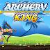 تحميل لعبة الرماية archery king مهكرة للاندرويد
