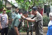 Tim Wasev Laksanakan Kunker ke Lokasi TMMD 104 ke Kodim 0601/Pandelang