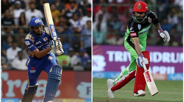 MI vs RCB Dream11 Predictions & Betting Tips, IPL 2018 Today Match Predictions