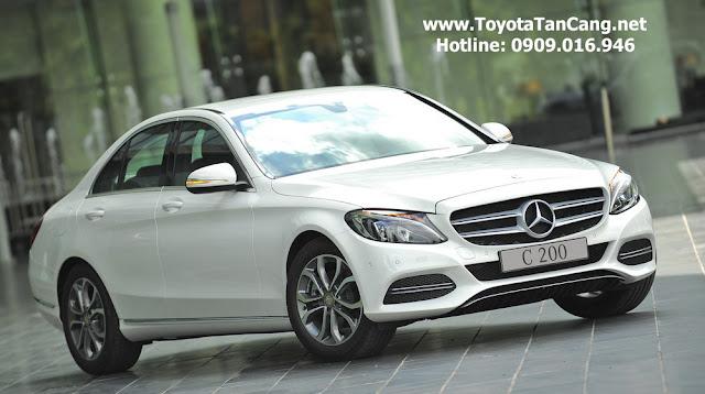 Với bạn, bạn chọn Mercedes C200 hay ...