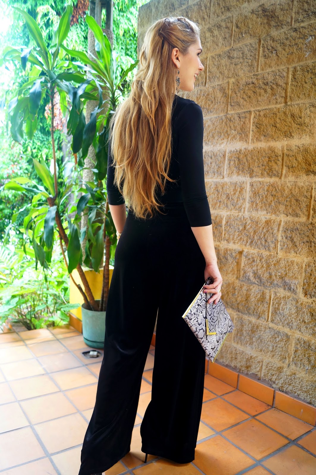 Jumpsuit Fashion Blog