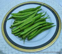 Kothavaraikai or Kothavarangai [ Cluster  Beans ]