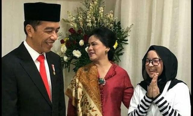 Tak Mau Kalah, Koalisi Jokowi Terjunkan Nissa Sabyan Gaet Milenial