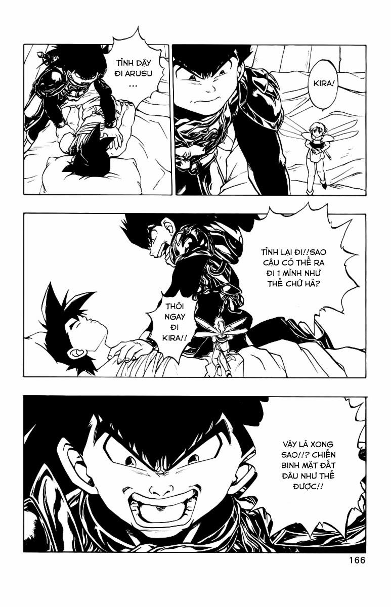 Dragon Quest: Emblem of Roto chap 37 trang 26