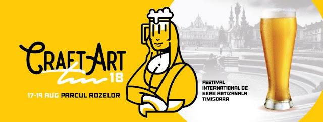 Festival de bere artizanala la Timisoara in perioada 17-19 august
