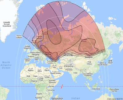 Satelit Express AT1 56.0°E KUBand