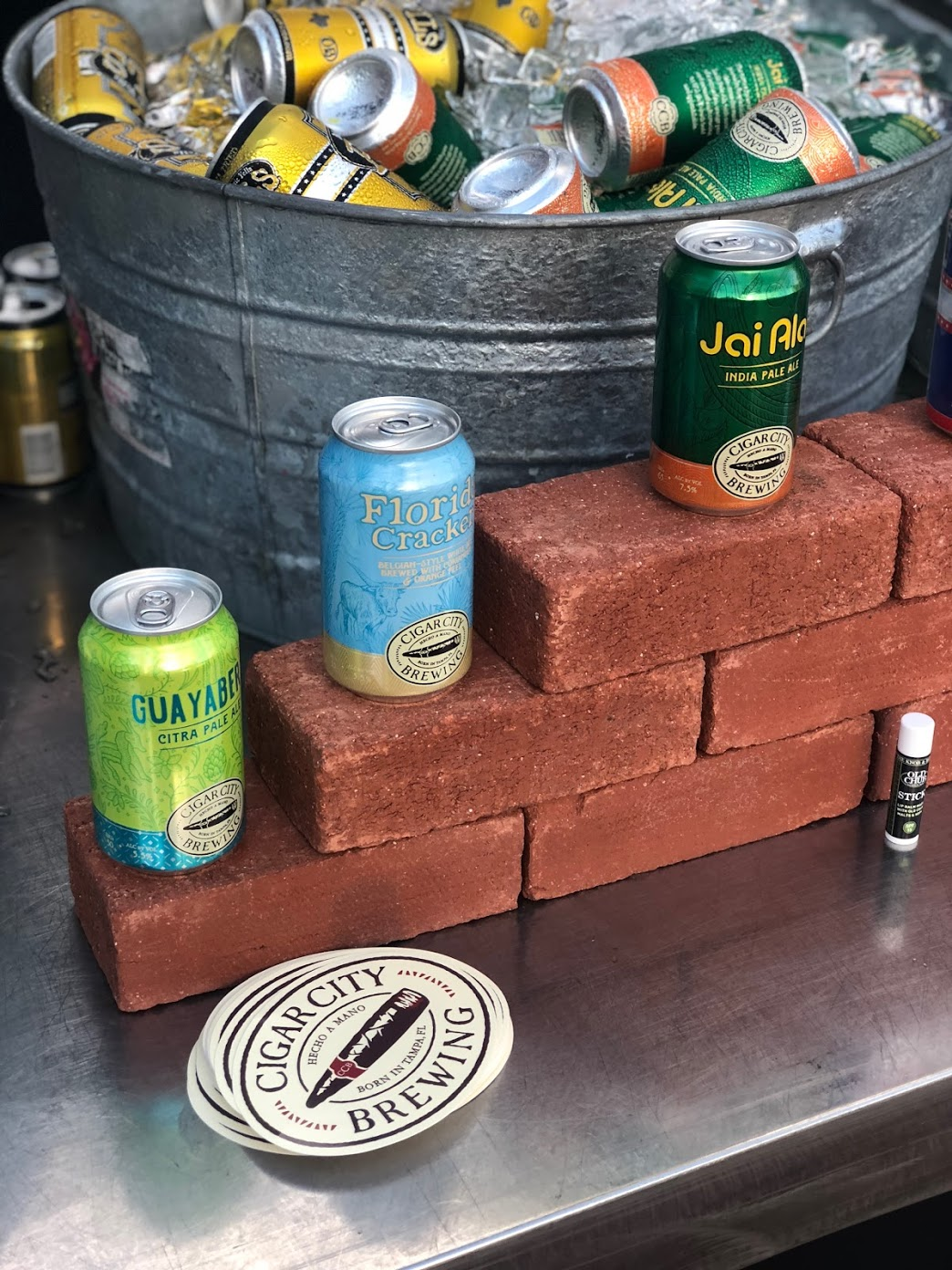 Swan and Dolphin Food and Wine Classic Cigar City Brewing