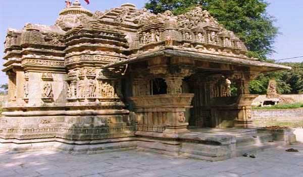 Ambika Mata Temple- Jagat Udaipur