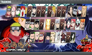 Download Naruto Senki Overcrazy V1 Mod APK