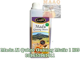 Madu Al Qubro Gunung Mutis, Madu Gunung Mutis Al Qubro