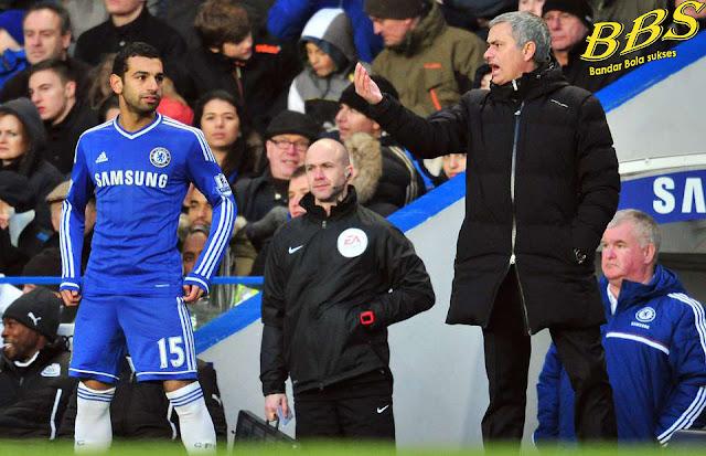 Mourinho Dan Salah