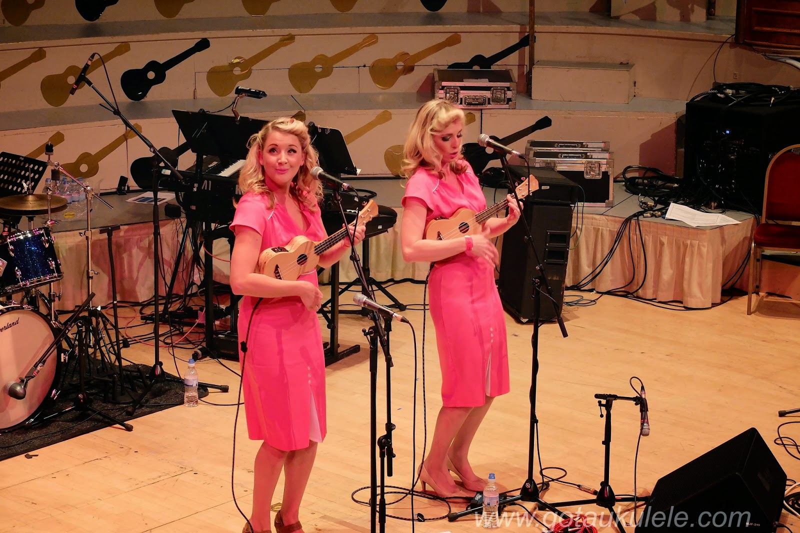 Grand Northern Ukulele Festival #GNUF Mersey Belles