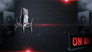 Chat Room with Live Radio