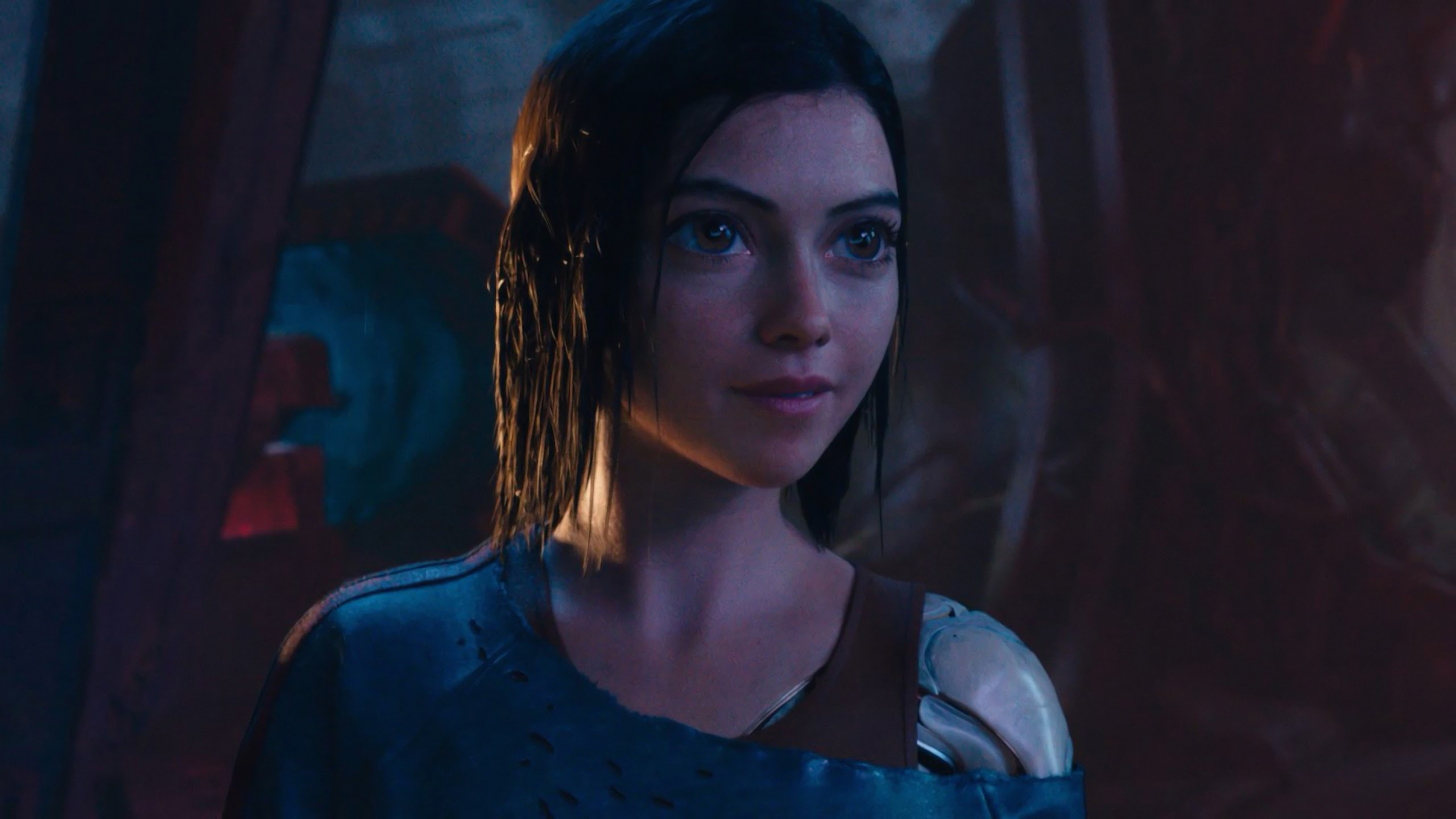 Alita Battle Angel Movie 4k Wallpaper 22