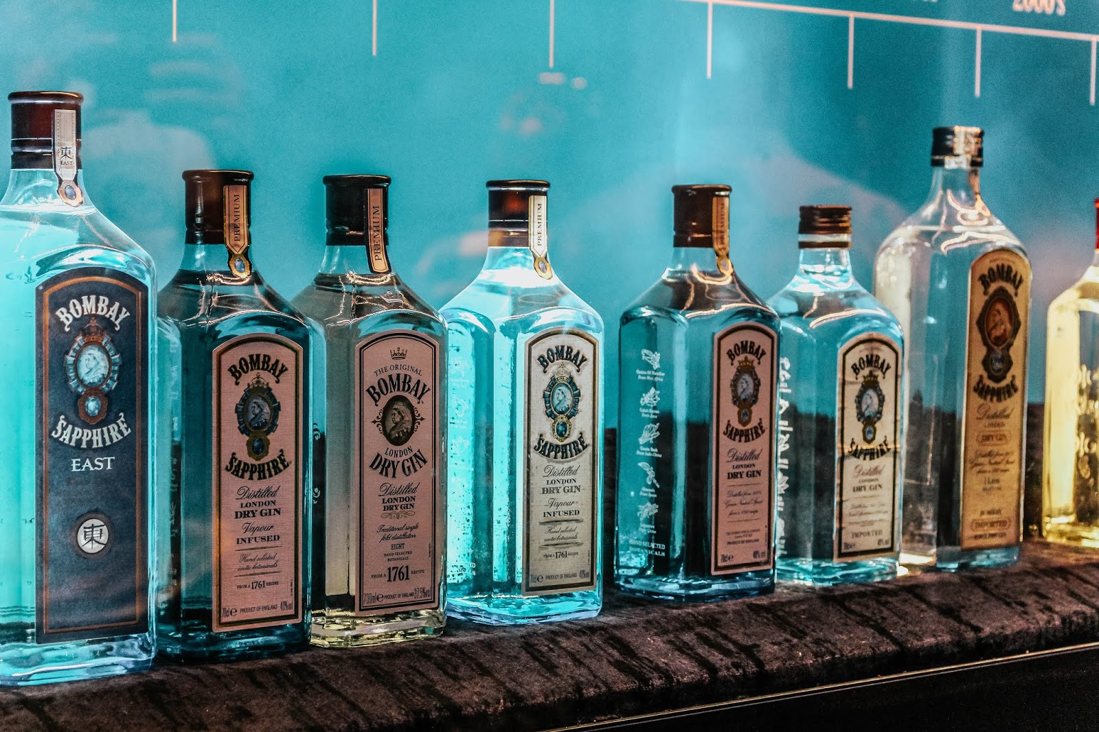 Bombay Sapphire Distillery Tour and Taste Review