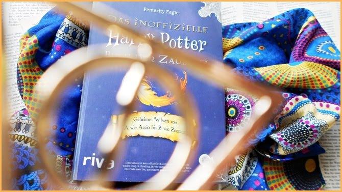Rezension Das inoffizielle Harry-Potter-Buch der Zauberei riva Pemerity Eagle