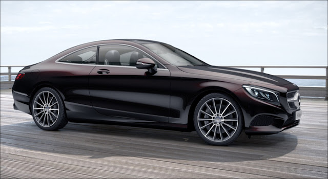 Mercedes S560 4MATIC Coupe 2019