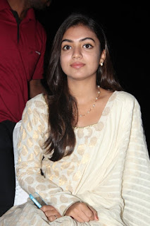 Nazriya Nazim Latest Smiling Face Close Up Pictures (5)