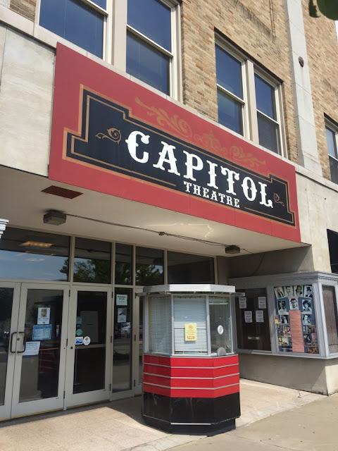 Capitol Theatre in Rome, NY