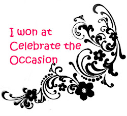 I won at celebrate the occason 31/12/12