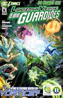 Os Novos 52! Lanterna Verde - Os Novos Guardiões #5