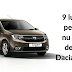 9 lucruri pe care nu le ştii despre maşina Dacia Logan