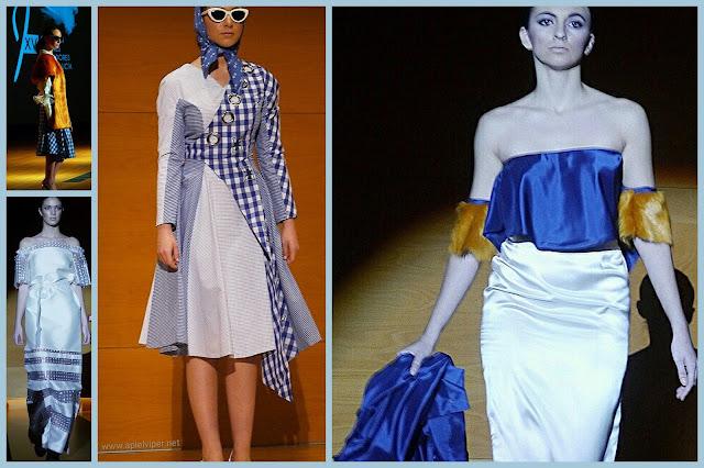 Carmen Gomez; diseño de moda