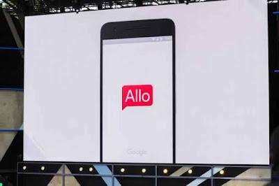 مؤتمر قوقل: الإعلان عن تطبيق Allo للدردشة