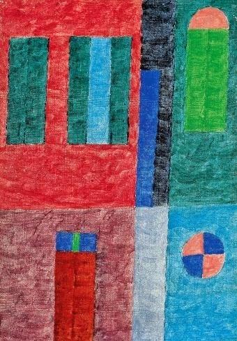 Fachada - Alfredo Volpi e suas principais pinturas