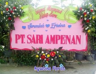 papan-bunga-pernikahan-toko-bunga-lamongan