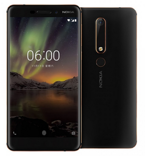 """HMD launched Nokia 6 (2018) with 5.5"""" IPS LCD FullHD and Snapdragon 630"""