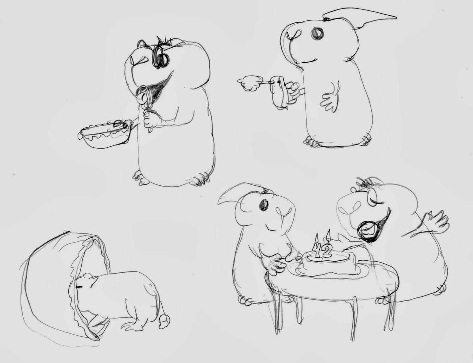 The Secret Life Of Guinea Pigs